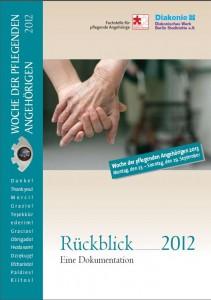 Broschüre Woche der pA Rückblick2012