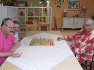 Leben in der vom vita:bless-Pflegeteam ambulant betreuten Wohngemeinschaft